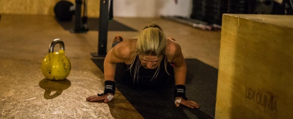 Erlebe Fitness neu!